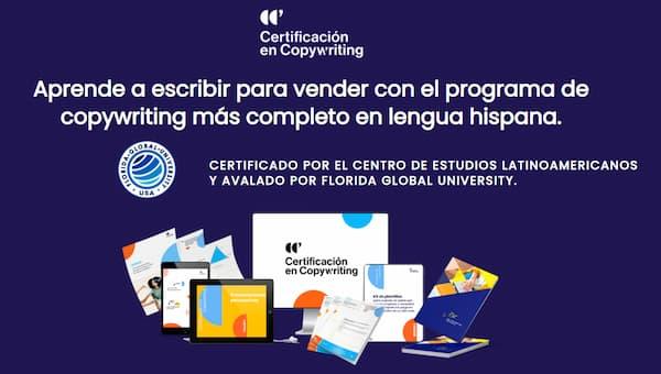 curso de copywriting certificacion de copywriting
